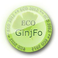 Label Eco 2012 de GinjFo