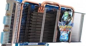 GeForce 9800 GT Silence Cell de Gigabyte