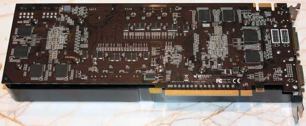 La GeForce GTX 595 d'EVGA ?