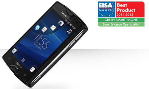 Smartphone Xperia Mini Black
