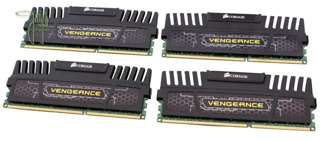 Kit DDR3 Vengeance
