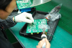 Fabrication d'une alimentation Enermax - Photo 10