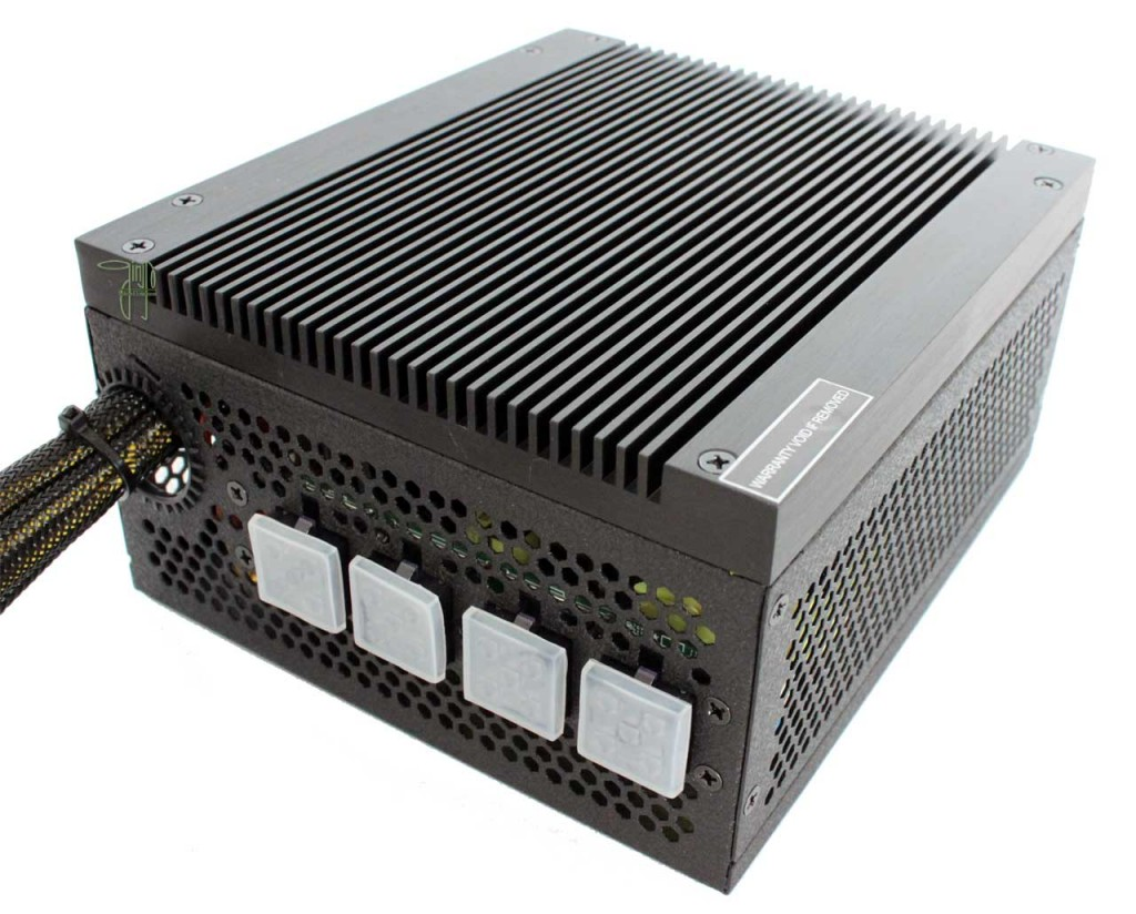 Alimentation Fanless Golden Silent 500 Watts