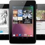 Tablette Nexus 7 de Google