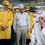 iPhone 5 : Foxconn