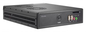 shuttle ds61 barebone