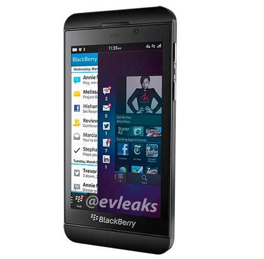 Record pour blackberry une commande d 39 un million de for Photo ecran blackberry z10