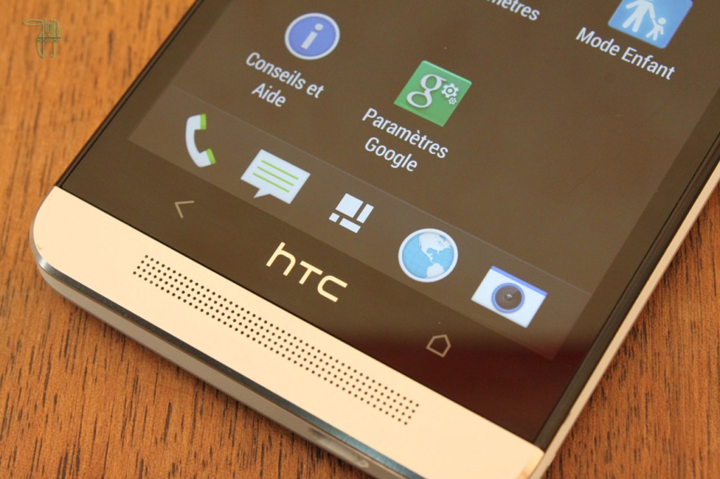 Smartphone One d'HTC