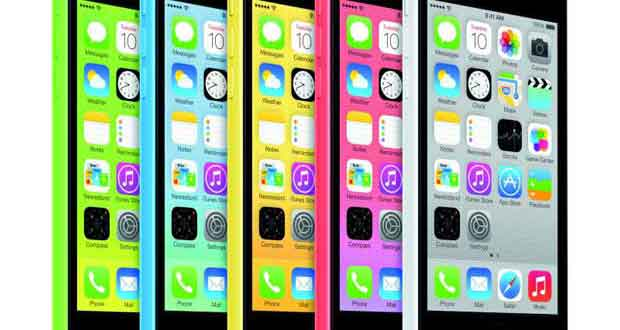 l 39 iphone 5c se vend mal la demande en iphone 5s est trois. Black Bedroom Furniture Sets. Home Design Ideas