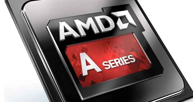 APU A series AMD