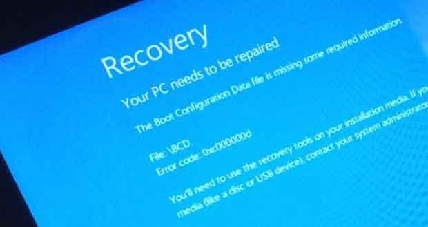 Windows 8.1 RT Bug