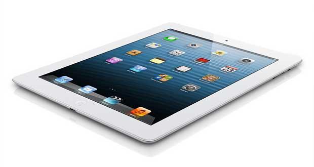 Tablette iPad d'Apple