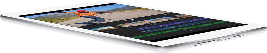 ipad air la nouvelle tablette haut de gamme d 39 apple ginjfo. Black Bedroom Furniture Sets. Home Design Ideas