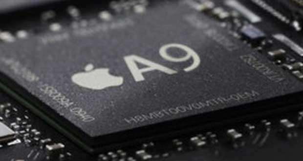 Processeur A9 d'Apple