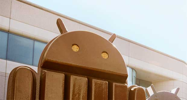 Android KitKat ou Android 4.4