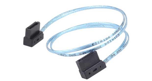 Câble SATA Ultra fin CP11