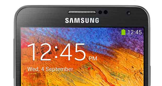 Le Galaxy Note III