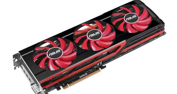 Radeon HD7990 d'Asus