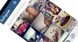 Instagram pour Windows Phone