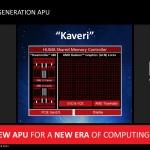 Présentation APU Kaveri