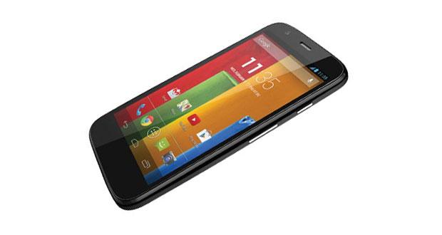 Smartphone Moto G de Motorola