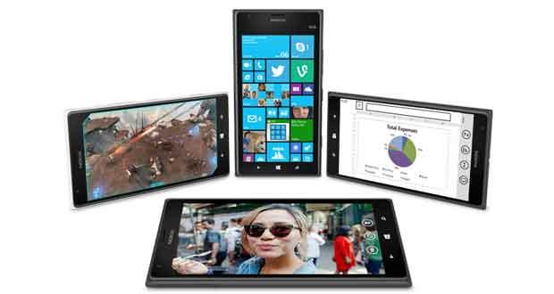 Smartphone Nokia 1520