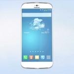 Galaxy S5 Concept au design incurvé