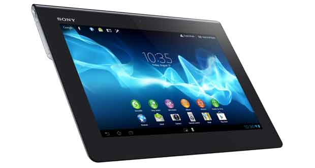 Tablette Sony