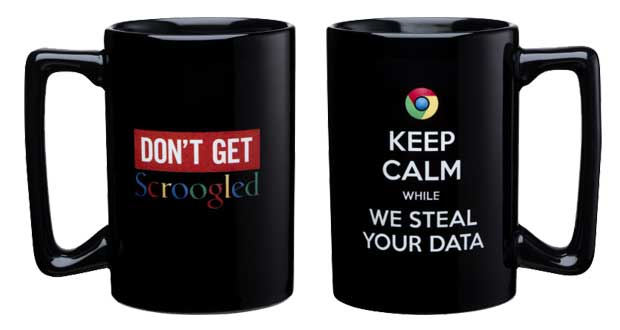 Tasse anti-Google