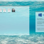 Windows 9 Concept design