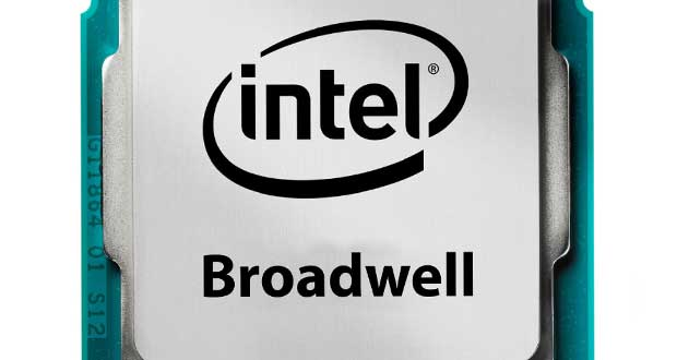Processeur broadwell d'Intel