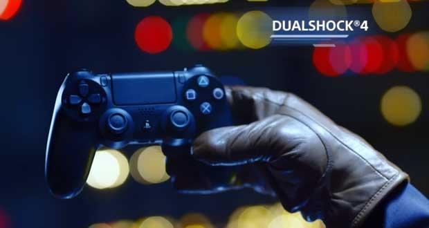 Manette Dualshock 4, PlayStation 4