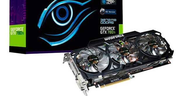 Gigabyte GeForce GTX 780Ti WF3x OC