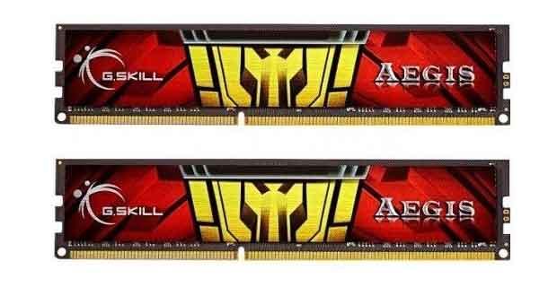 DDR3 Gskill AEGIS