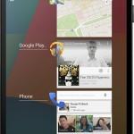 Android 4.4 KitKat, multitâches