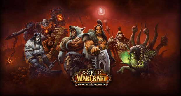 World of Warcraft: Warlords de Draenorn confirmé,la vidéo officielle