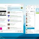 Concet Design : Interface de Windows8.2/Windows 9