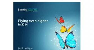 CES 2014 Samsung Teases Exynos