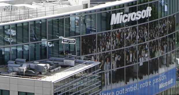 Microsoft Paris