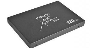 SSD XLR8 120 Go de PNY