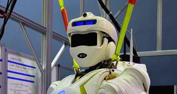 Robot Valkyrie de la NASA