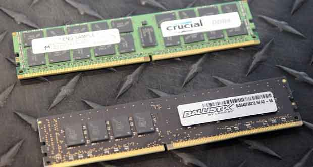 Crucial DDR4