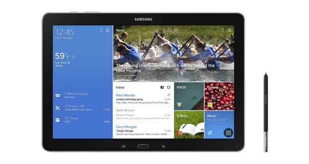 Galaxy NotePRO et Galaxy TabPro