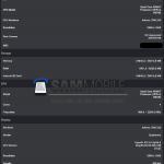 Galaxy Note Pro 12,2 pouces, AnTuTu