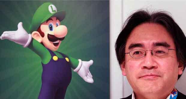 Satoru Iwata, PDG de Nintendo