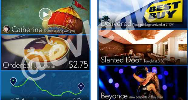 Galaxy S5, nouvelle interface TouchWiz