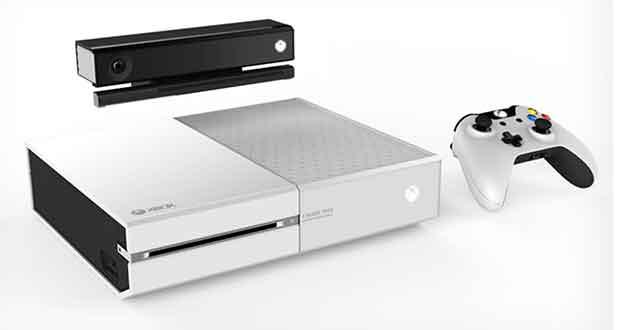 Xbox One White