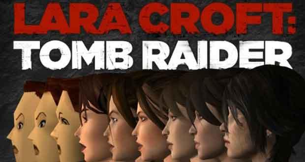 lara croft romb raider