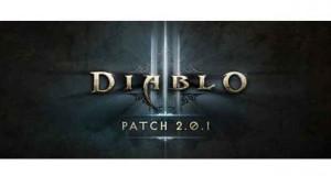 Diablo 3, patch 2.0.1