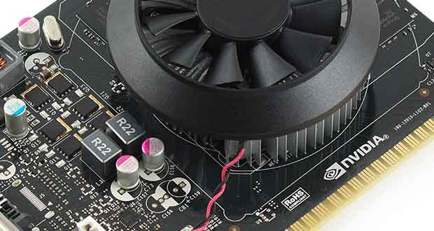 GeForce GTX 750 Ti Maxwell